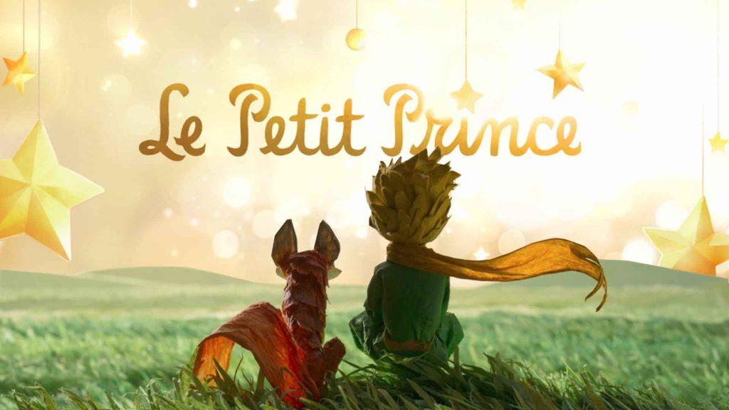 Le-Petit-Prince-books-present